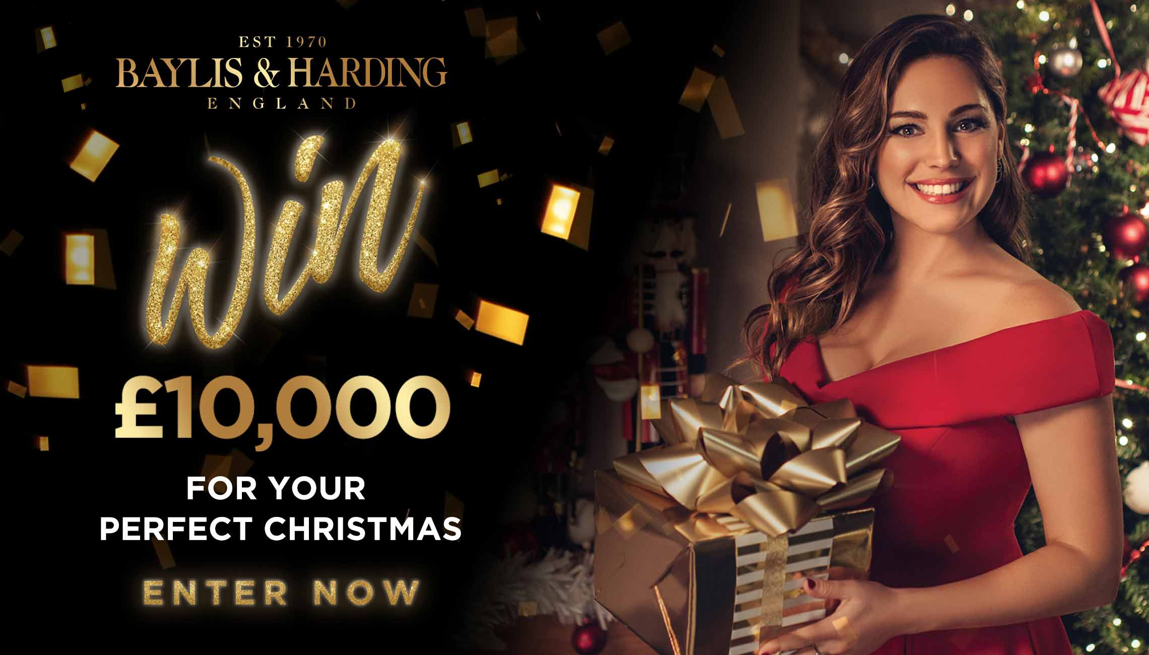 Win £10,000 for your perfect christmas - enter now