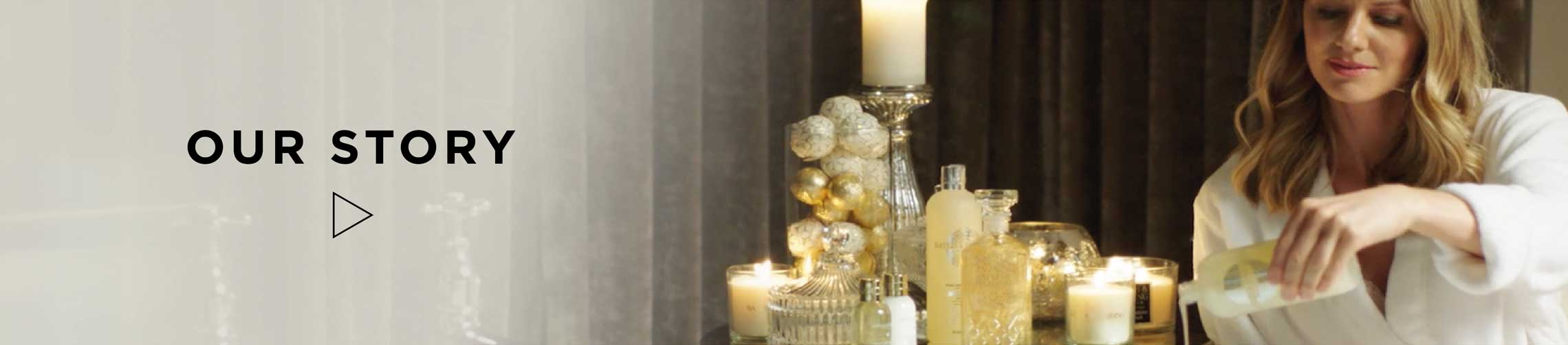 Baylis & Harding - At home with our home fragrance collection.
