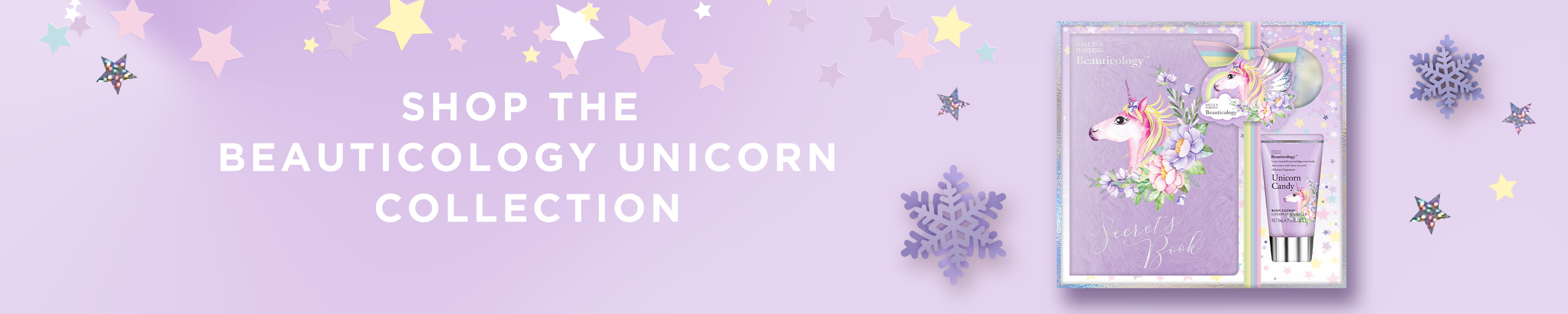 Image for Beauticology Unicorn Holiday