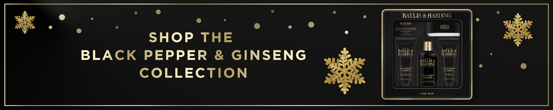 Image for Signature Men's - Black Pepper & Ginseng