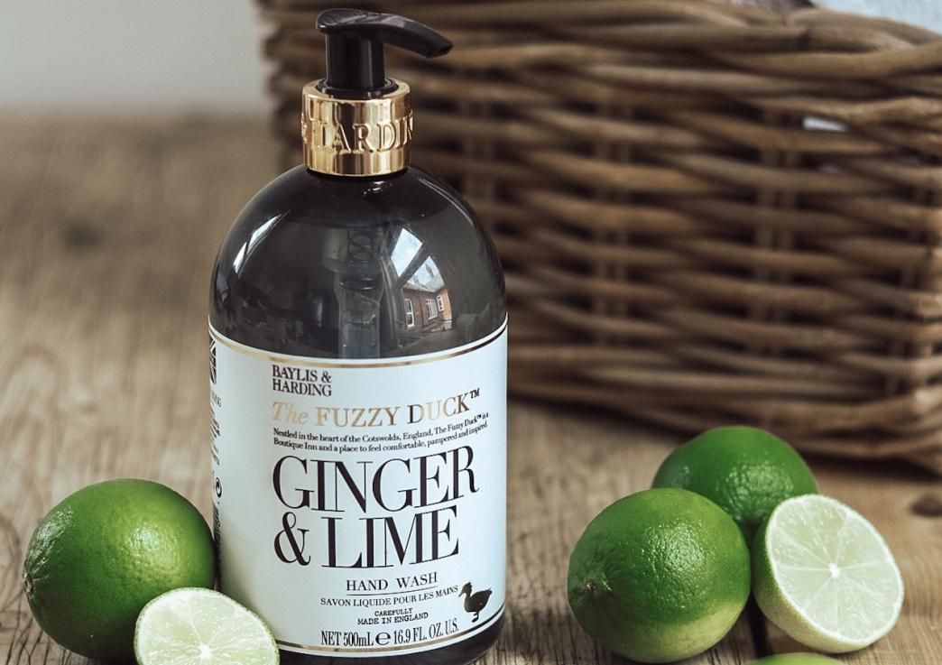 Image for Ginger & Lime